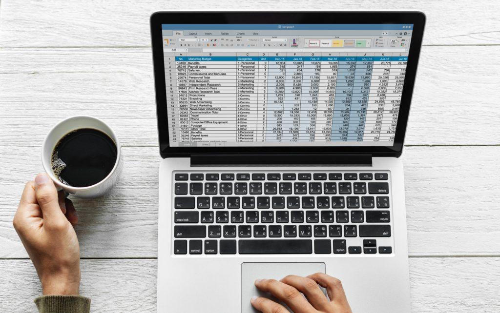 Excel/Google Drive Spreadsheet   My Own VA